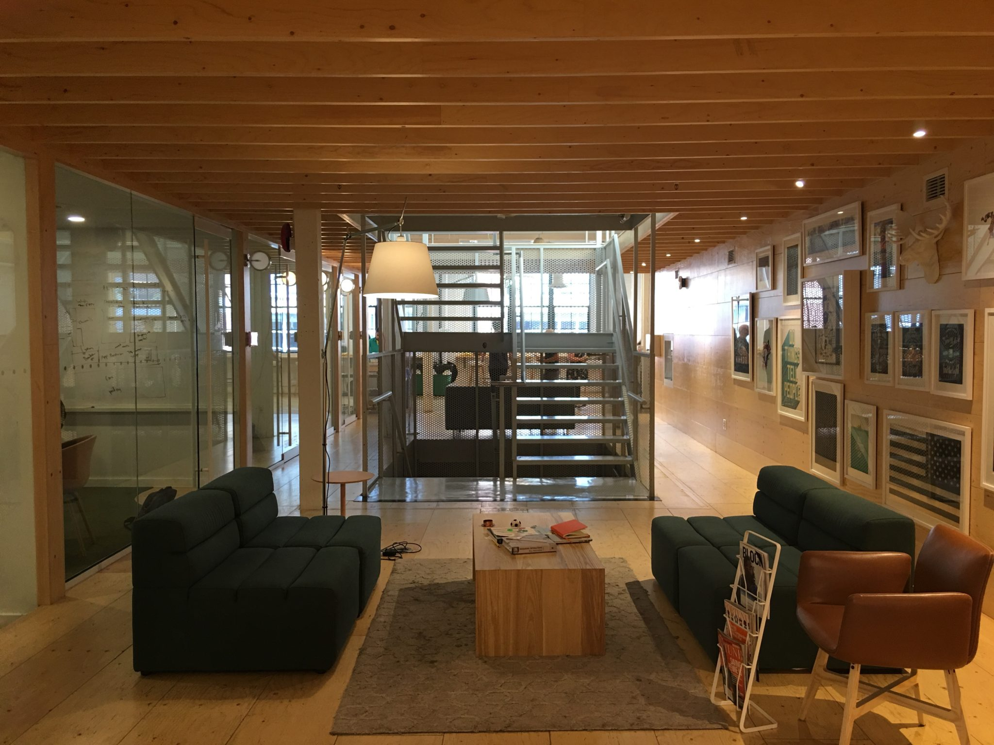 Shopify: Culture + Data = Better Office - Workscape - Meeting Room ...