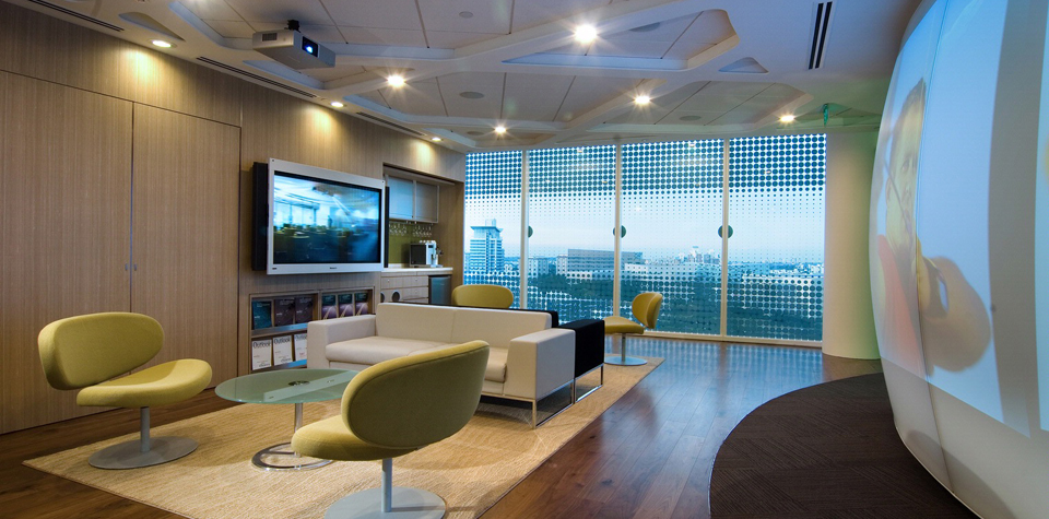 Facility managers why mobile workers need smart offices for Accenture london office