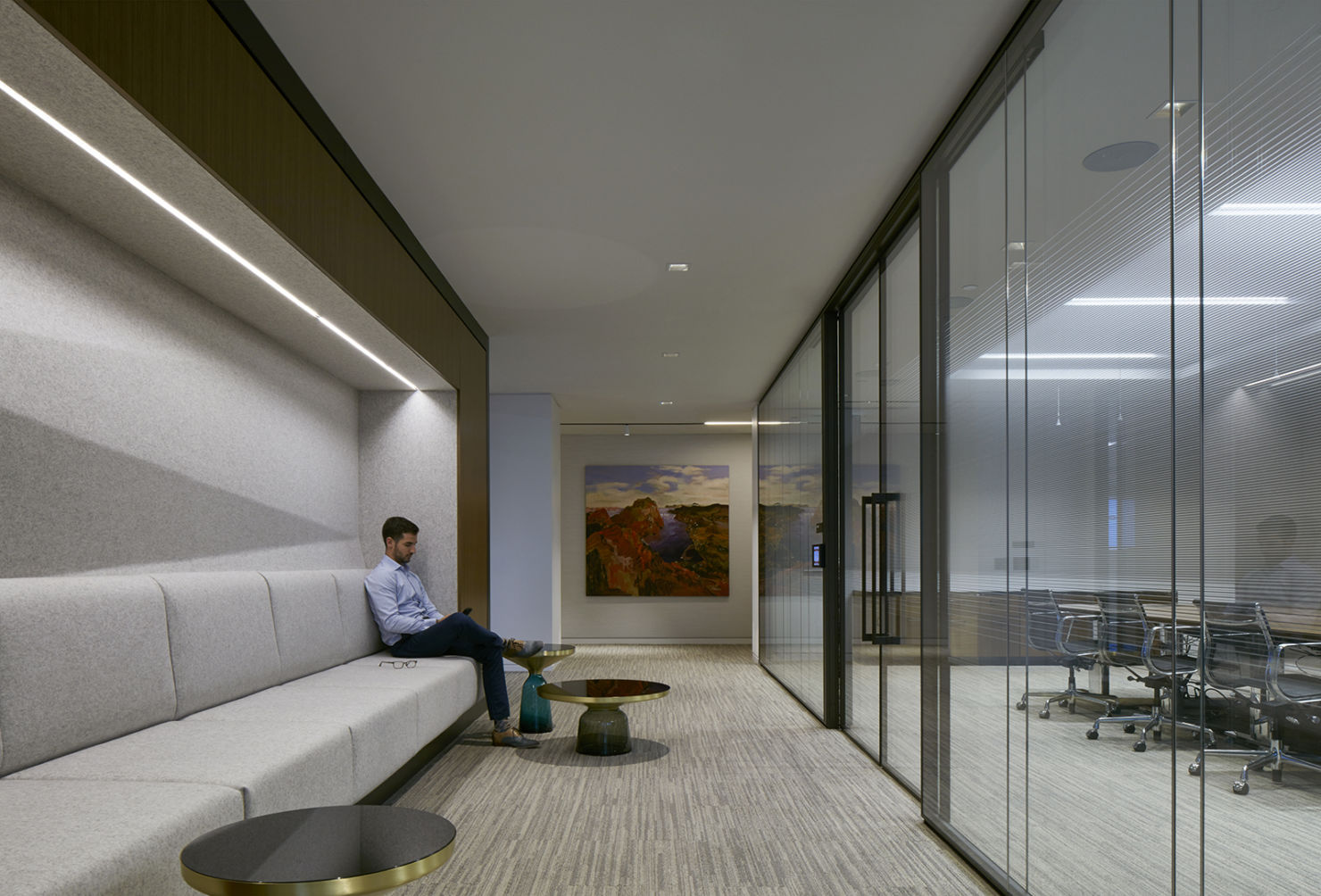 Deloitte's Toronto Office uses meeting rooms booking software to better manage their space